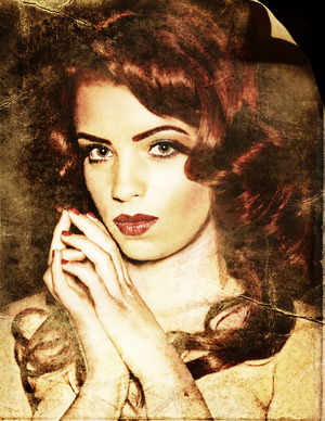 Make Up Artist : Myself *MissCurstieMarieArtistry* Model : Lily Jara Hair Stylist : Brianna B Photographer : Couture Portraiture