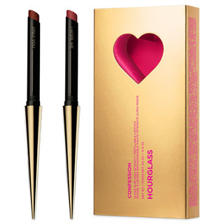 Confession Ultra Slim High Intensity Refillable Lipstick Valentine's Day Set Only You / I Hope We