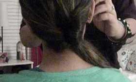 Hair Tutorial in 2 minutes