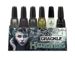 China Glaze Releases Halloween Nail Polishes!