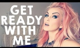 Get Ready With Me / Smokey Eye & Chit Chat