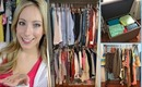 NYC Closet Tour + Storage Tips for Small Spaces