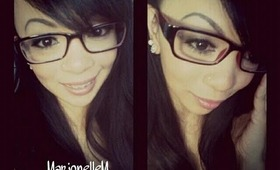 Makeup for Girls with Glasses ♥