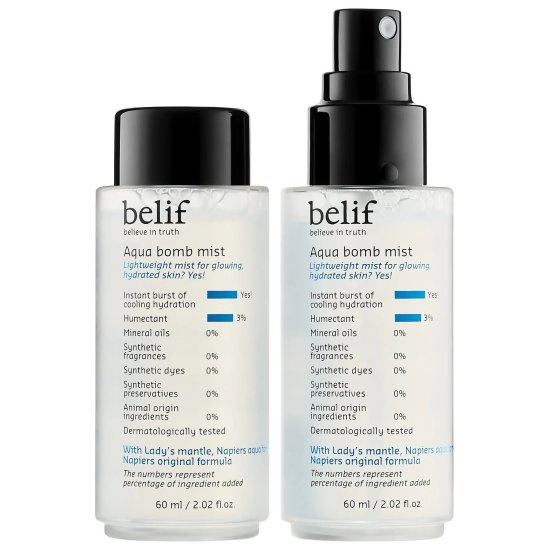 belif Aqua Bomb Mist | Beautylish