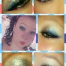 4th Of July Eyeshadow