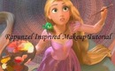 • Disney Princesses: Rapunzel Inspired Tutorial•