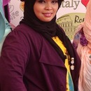 Photoshoot for Hijabista Magazine at Karangkraf