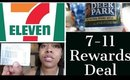 7-11 Rewards Deal - Get water for .36