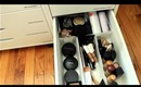 My Makeup and Storage Collection