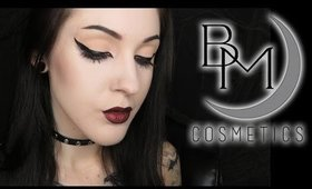 Black Moon Cosmetics Black Metals Lip Swatches + Review
