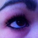 School Eye Makeup