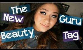 New Beauty Guru Tag