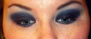 super dark look...i love the darker ones