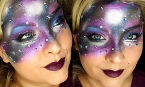 Inspired by Space and beyond. 
