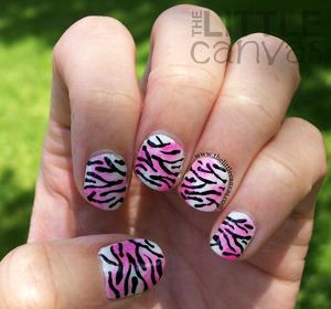 http://www.thelittlecanvas.com/2013/07/my-most-favorite-zebra-manicure.html