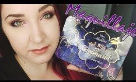 [Make up] Maquillaje con la paleta de Aladdin de Primark (Special Makeup)