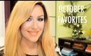 October Favorites 2013