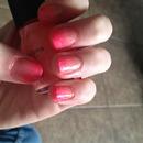 Fail attempt at nail art