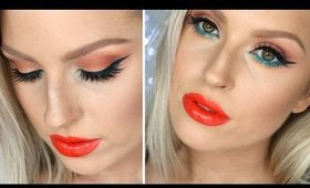Chit Chat Getting Ready ♡ Bright Contrasting Lips & Eyes!