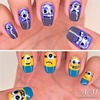 I Haz Minion Nails!!!