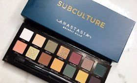 ** NEW ** SUBCULTURE PALETTE   KEEP IT OR LEAVE IT