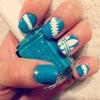 Adidas Nails
