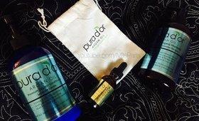 Pura D'or Organic Hair Care REVIEW!!