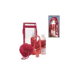 Avon NATURALS Strawberry & Guava Gift Set