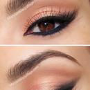"""Royal Coral"" Cat Eye"