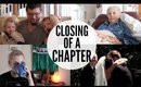 CLOSING OF A CHAPTER | Magnolia Rose