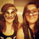 Masquerade Time.