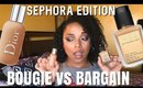 WATCH BEFORE THE SEPHORA VIB SALE IS OVER! | PAT MCGRATH SUBLIME vs DIOR BACKSTAGE FOUNDATION