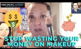 Stop Buying Makeup You Won't Use | mathias4makeup