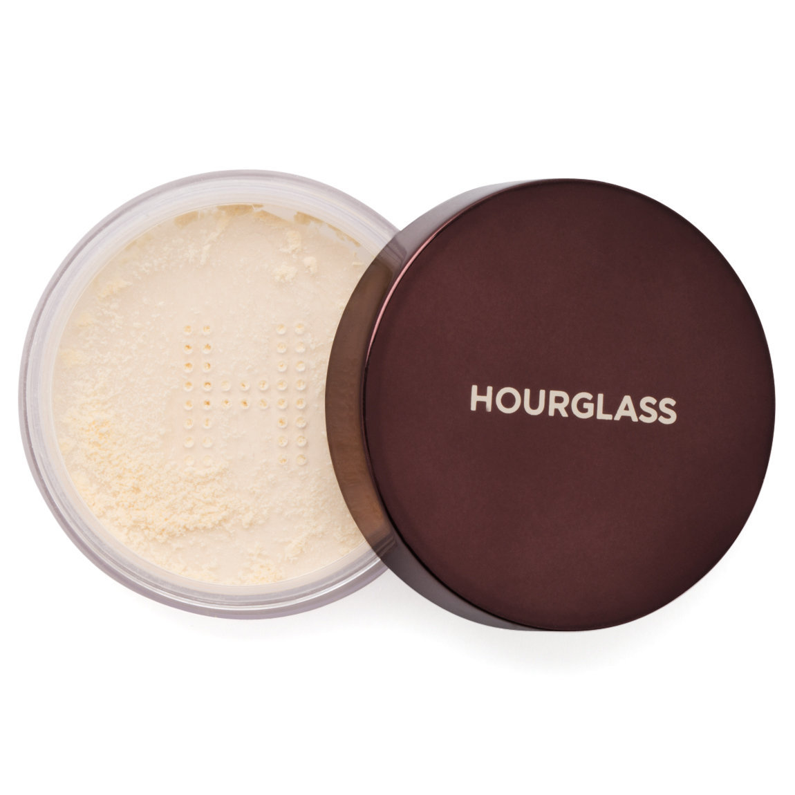 Hourglass Veil Translucent Setting Powder - Travel Size product swatch.