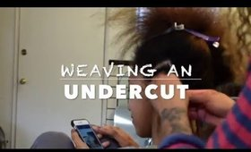 Traditional Sew in Tutorial | w/ Undercut | Versatile