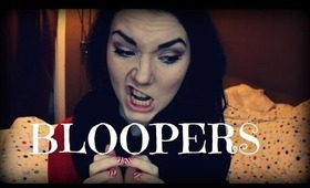 It ain't easy getting it right..(Bloopers!)