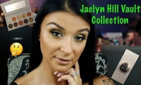 Part 1 - Jaclyn Hill Vault Collection - Armed & Gorgeous Palette