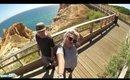 Travel VLOG: Carvoeiro, Portugal Holiday 2015 | vaniitydoll