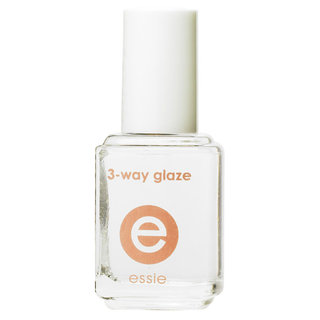 Essie '3-Way Glaze' Base, Strengthener & Top Coat