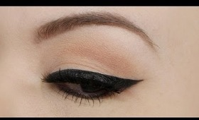 Perfect Winged Liner: Vintageortacky for Simply Be