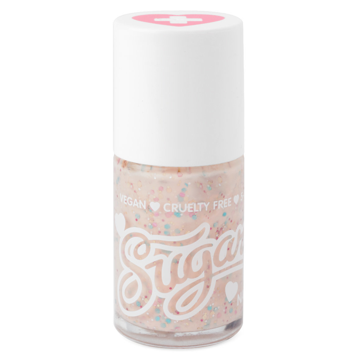 Sugarpill Cosmetics Nail Lacquer Angel Cake | Beautylish