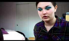 Makeup Tutorial: I'M A BIRDIE!!!