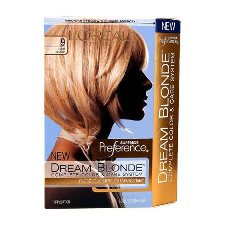 L Oreal Dream Blonde 121