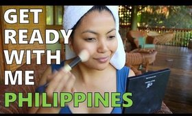 Get Ready with Me in the PHILIPPINES!