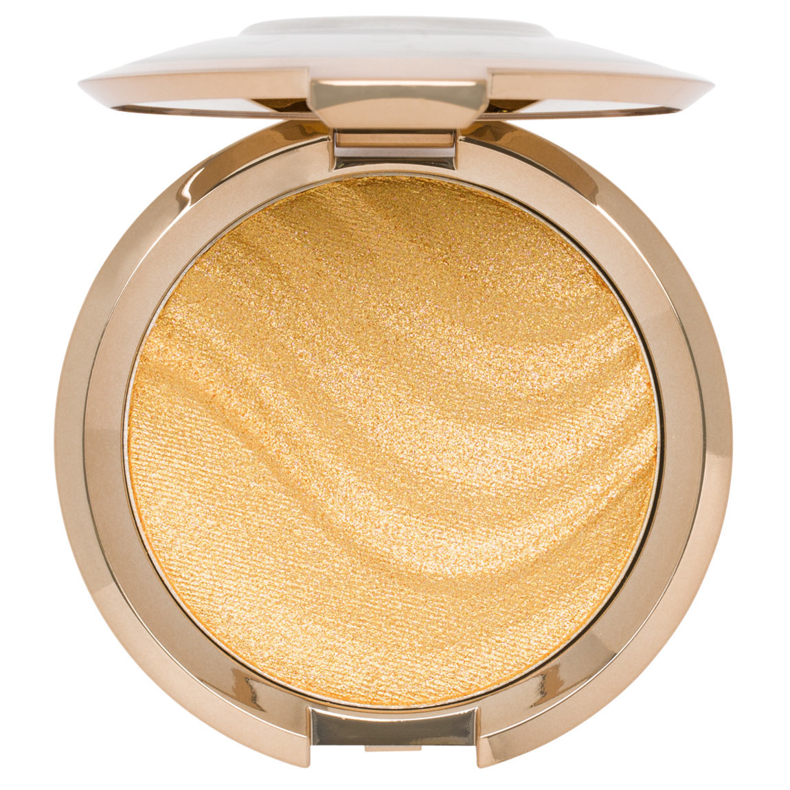 BECCA Cosmetics Shimmering Skin Perfector Pressed Highlighter Gold Lava alternative view 1 - product swatch.