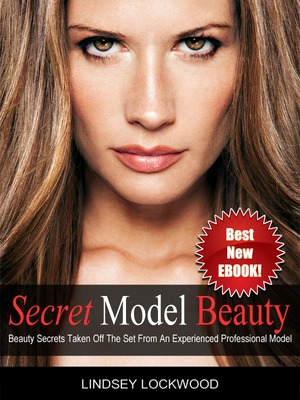 My book cover: Secret Model Beauty