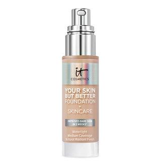 Your Skin But Better Foundation + Skincare Light Neutral 22
