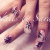 Snowflakes & glitter