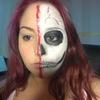 testing my makeup skills