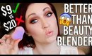 DRUGSTORE BEAUTY BLENDER DUPE- Works BETTER and is Even Softer!!!